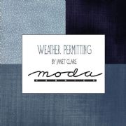 Moda Fabrics - Weather Permitting